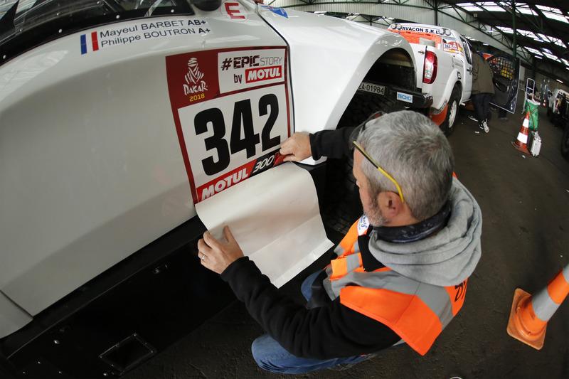 #342 Buggy: Mayeul Barbet, Philippe Boutron
