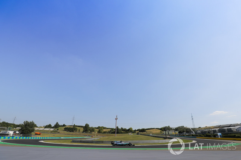 Валттері Боттас, Mercedes AMG F1 W0
