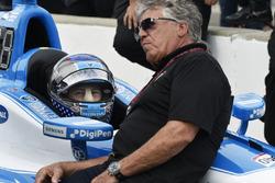 Marco Andretti, Andretti Autosport Honda, Mario Andretti