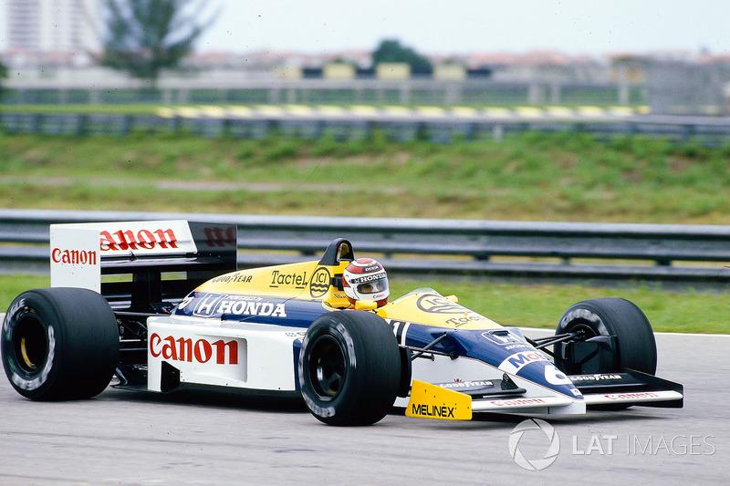 Williams FW11 (1986)