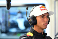 Pierre Gasly, Red Bull Racing, Testfahrer