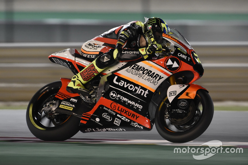 Lorenzo Baldassarri, Forward Racing