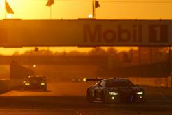 #57 Stevenson Motorsports Audi R8 LMS GT3: Andrew Davis, Lawson Aschenbach, Matt Bell