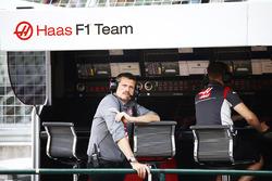 Руководитель Haas F1 Гюнтер Штайнер