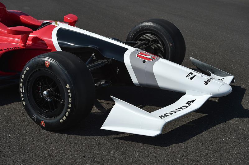 IndyCar 2018 von Honda