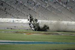 Timothy Peters, Chevrolet Silverado restos del coche