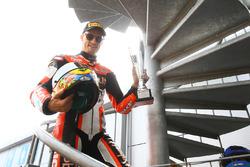 Podium: third place Chaz Davies, Ducati Team