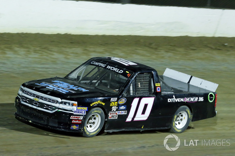 Ray Ciccarelli, Driven2Honor.org Chevrolet Silverado
