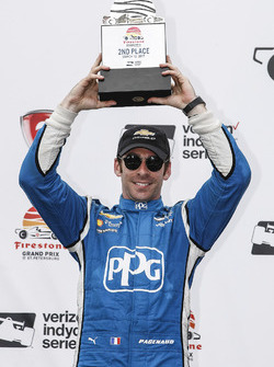 2. Simon Pagenaud, Team Penske, Chevrolet