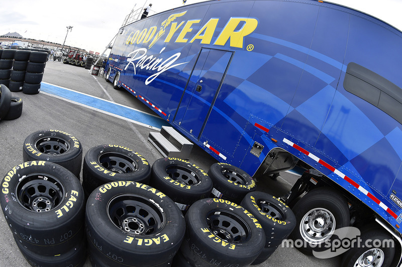 Goodyear Tires At Las Vegas