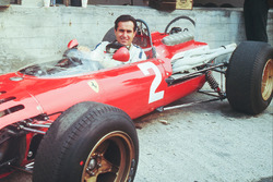 Lorenzo Bandini, Ferrari