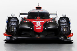 The 2017 Toyota TS050 Hybrid