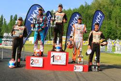 DSKM Podium Rennen 1