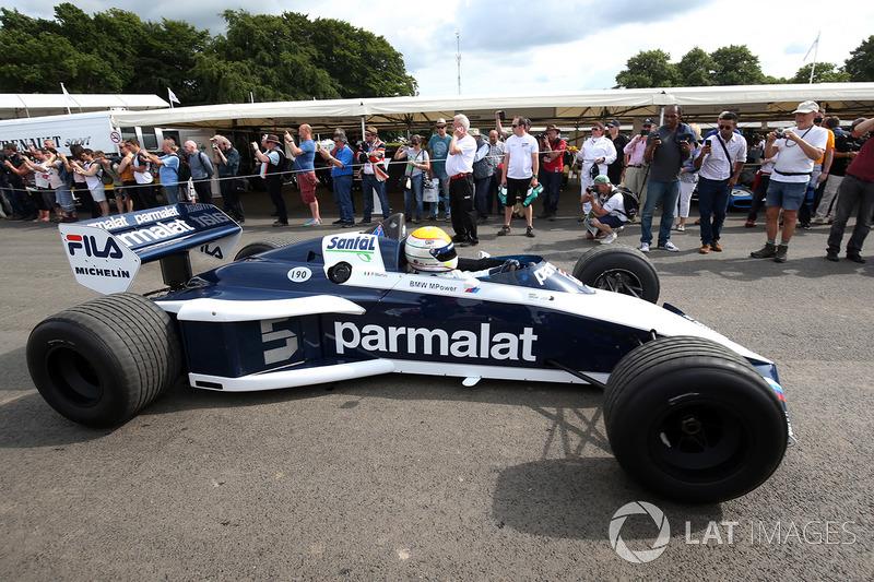Pierluigi Martini, Brabham BMW