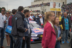 Auto von Mattias Ekström, Audi Sport Team Abt Sportsline, Audi A5 DTM