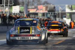 Маттео Мусти и Филиппо Натино, Porsche 911 SC