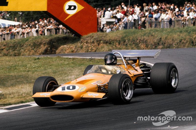 1970: Alfa Romeo и Ford