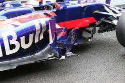 Бічний дефлектор Scuderia Toro Rosso STR12