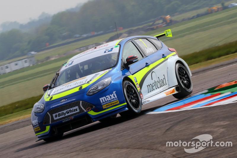 Stephen Jelley, Team Parker Racing Ford Focus