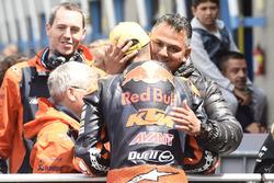 Bo Bendsneyder, Red Bull KTM Ajo, vader