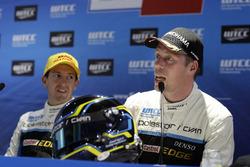 Press Conference: Thed Björk, Polestar Cyan Racing, Volvo S60 Polestar TC1