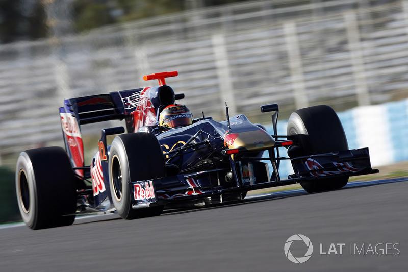 Брендон Хартли, Toro Rosso STR04