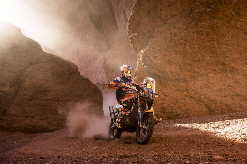 3. #1 Red Bull KTM Factory Team: Toby Price