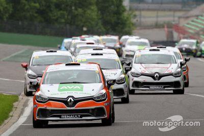 Samenwerking TCR Benelux en Renault Clio Cup