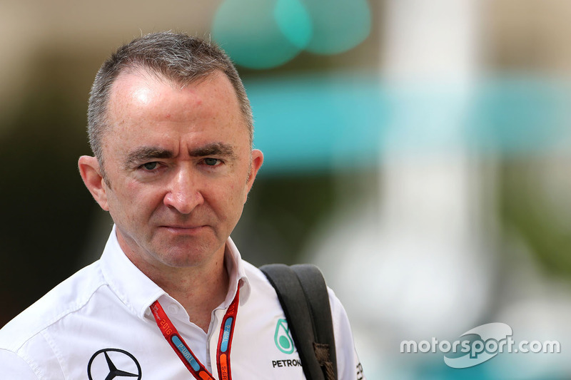 Paddy Lowe, Mercedes AMG F1 Technsicher Geschäftsführer