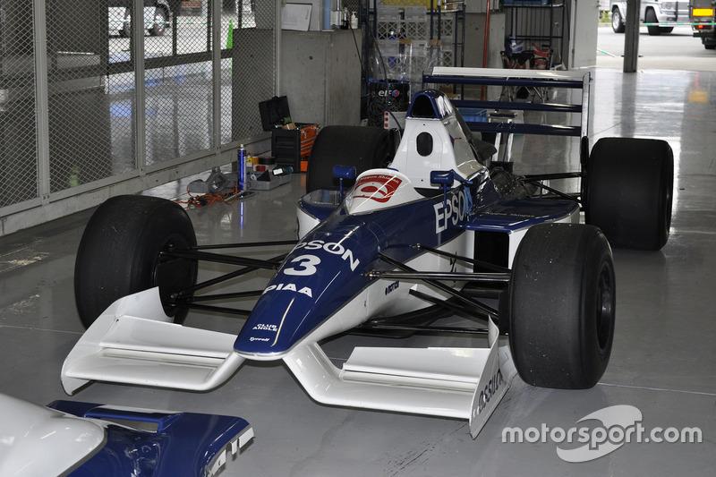ティレル019(Tyrrell019)