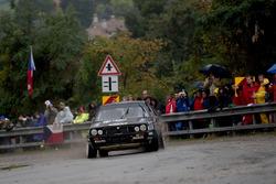 """Lucky"", Fabrizia Pons Lancia Delta Integrale"