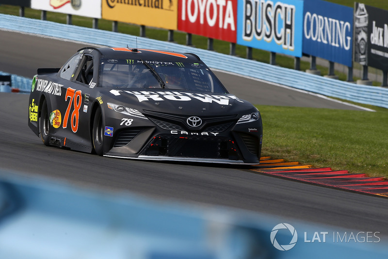 2017, Watkins Glen: Martin Truex Jr. (Furniture-Row-Toyota)