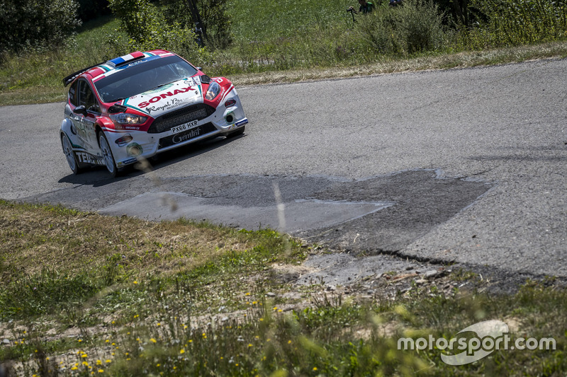 Бріан Буфф'є, Ford Fiesta R5, Gemini Clinic Rally Team