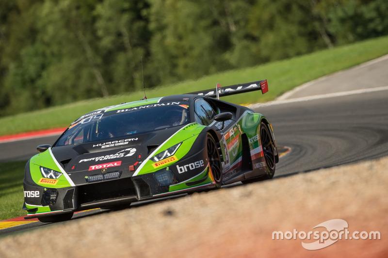 Blancpain Endurance (BES): GRT Grasser Racing Team, Lamborghini Huracan GT3