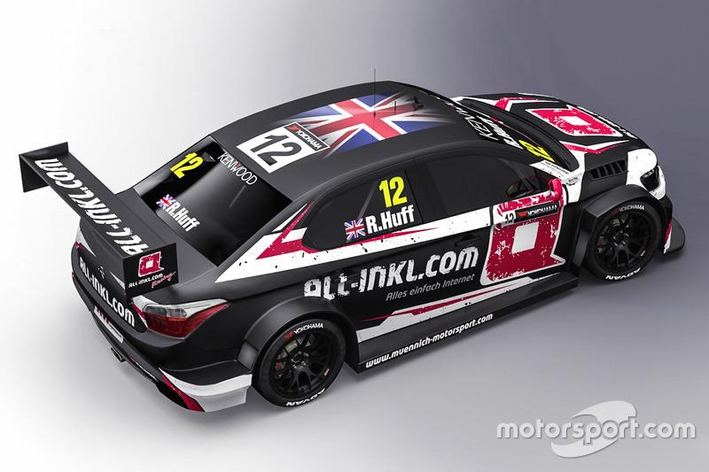 Anuncio del All-Inkl Motorsport