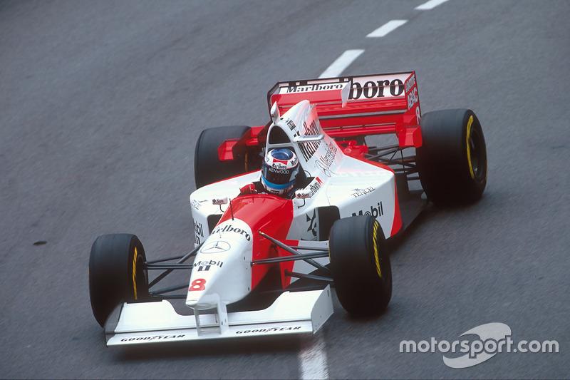 1995: McLaren-Mercedes MP4/10B