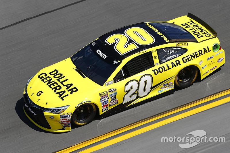 #20 Matt Kenseth (Gibbs-Toyota)