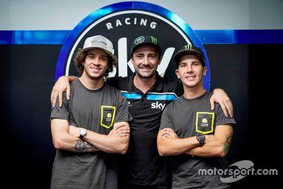 Annuncio Sky Racing Team VR46