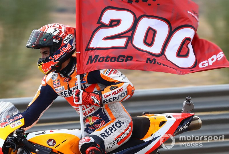 Race winner Marc Marquez, Repsol Honda Team