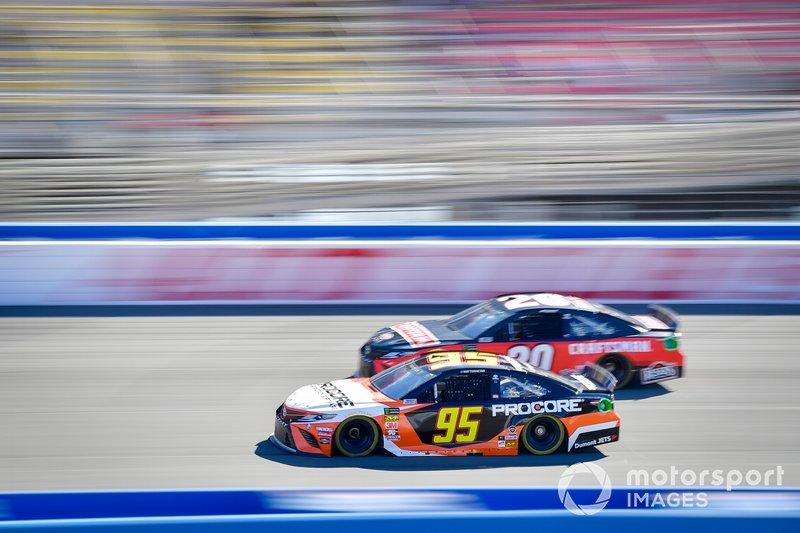 Matt DiBenedetto, Leavine Family Racing, Toyota Camry