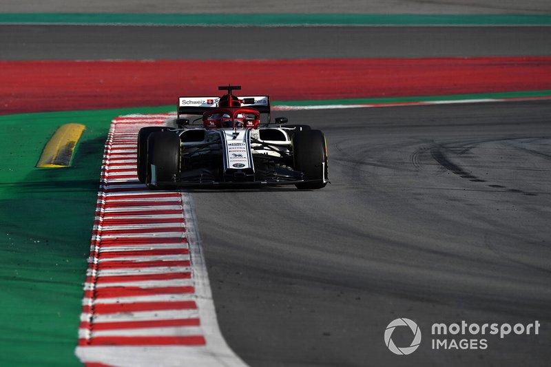 4 Kimi Raikkonen: 1:17.762