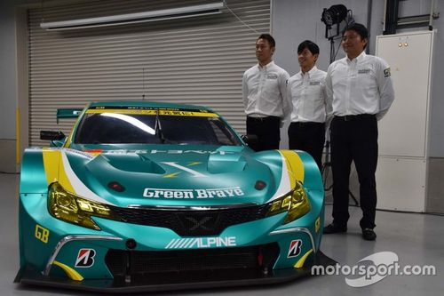 Saitama Toyopet Green Brave announcement