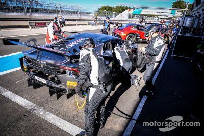 Pruebas Blancpain GT marzo
