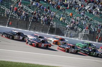 Ryan Preece, Joe Gibbs Racing, Toyota Camry Craftsman, Shane Lee, Richard Childress Racing, Chevrolet Camaro Childress Vineyards