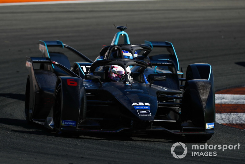 Antonio Fuoco, Dragon Racing, Gary Paffett, HWA Racelab, VFE-05