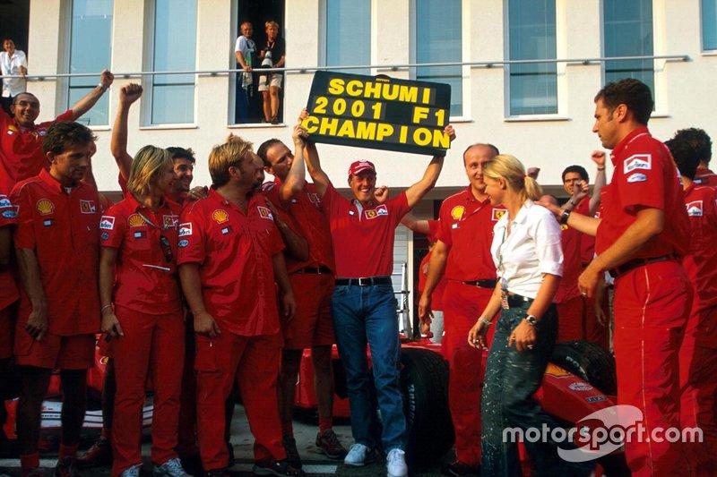 GP de Hungría 2001