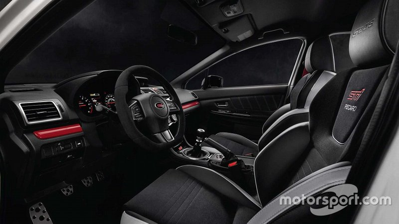 Subaru STI S209 2019 року