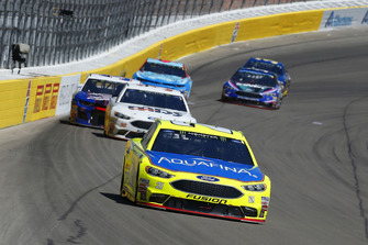 Paul Menard, Wood Brothers Racing, Ford Fusion Menards / Aquafina