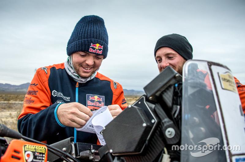 Matthias Walkner, KTM Factory Racing
