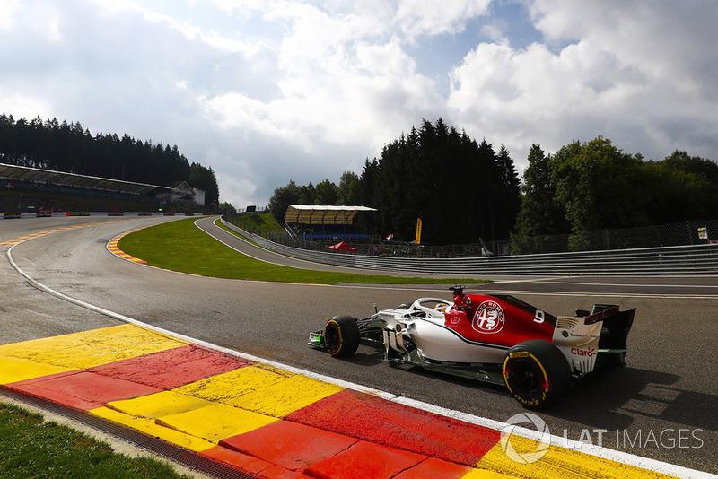 9. Marcus Ericsson, Sauber C37